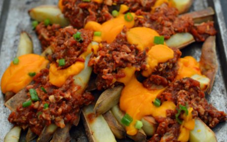 Chili Chz Fries