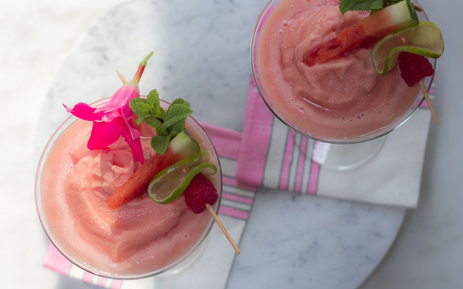 Watermelon Frosé
