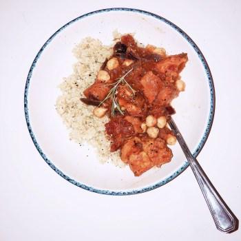Vegan Potato and Carrot Stew
