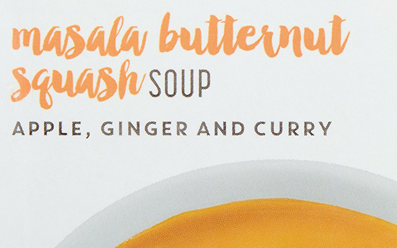 Healthy Amazon Soup Finds for the Vegan College Student | Vegan Wickedly Prime Masala Butternut Squash Soup, 17 Ounce