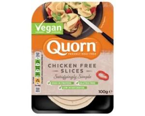 Quorn Chicken Slices