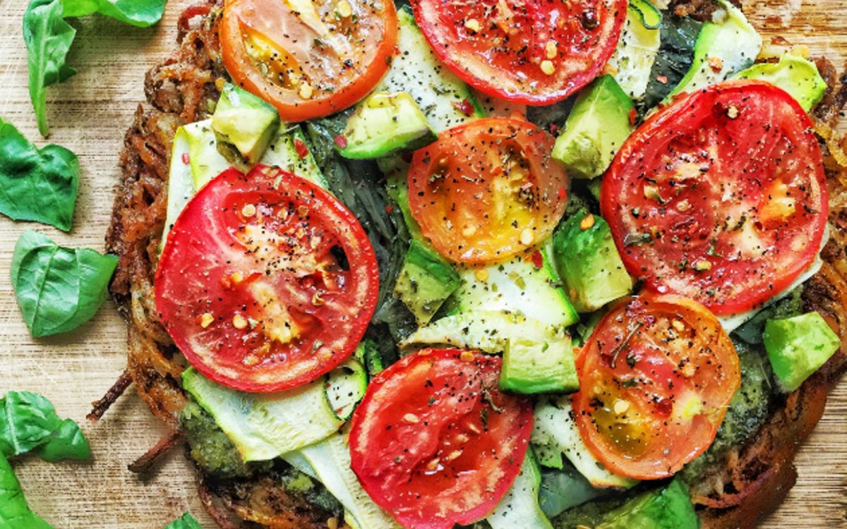 You want a pizza this 15 unique and gluten free pizza recipes you want a pizza this 15 unique and gluten free pizza recipes one green planet forumfinder Image collections