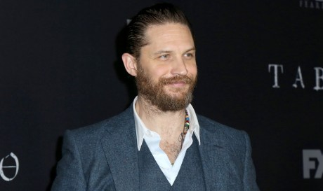 Tom Hardy Steps Up to Save Abandoned Puppies