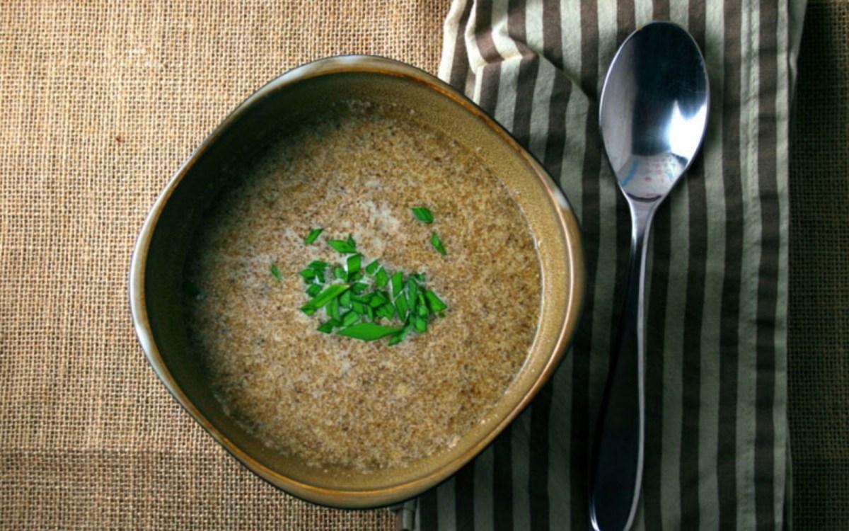 Vegan Chia Seed Soup