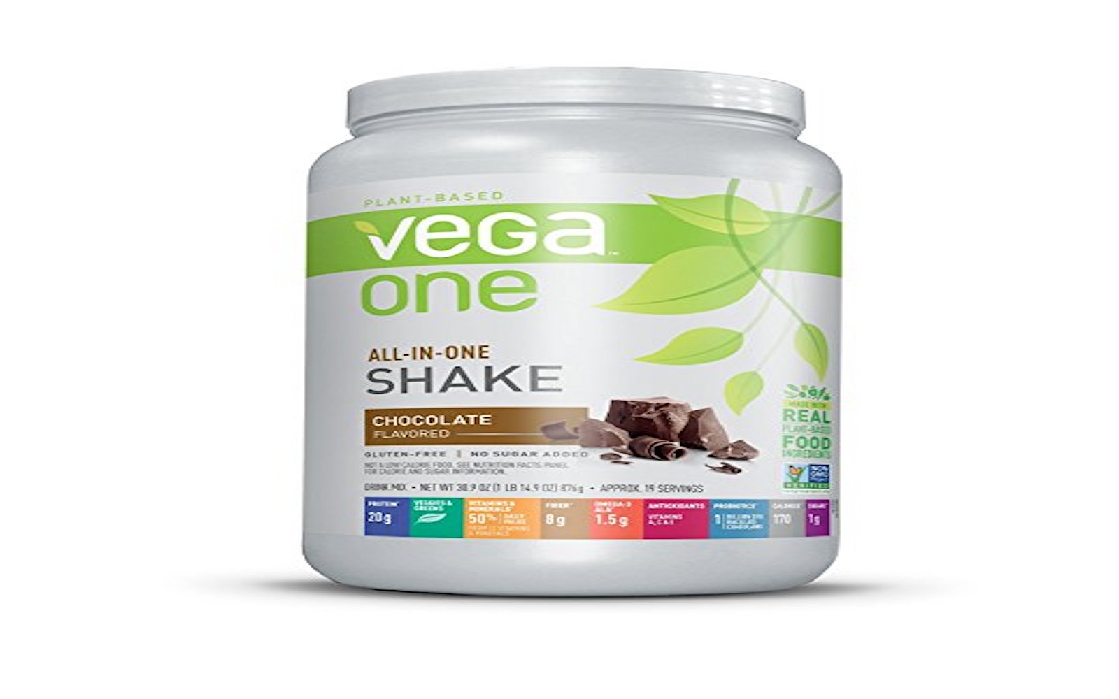 vegan protein powder vega one all in one plant based protein