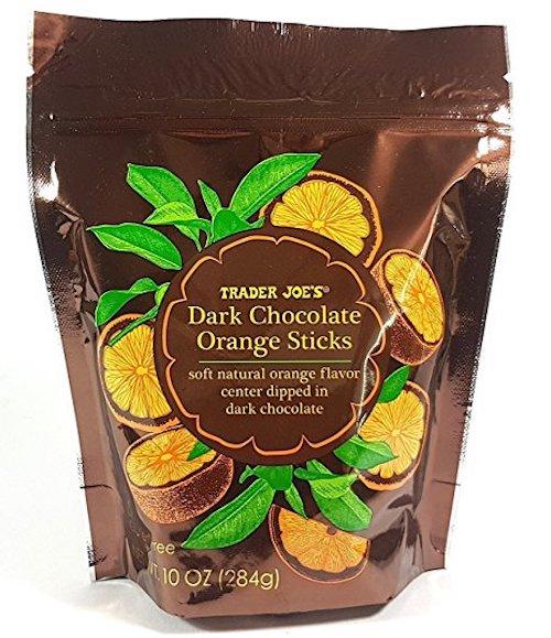 trader joes snacks dark chocolate sticks