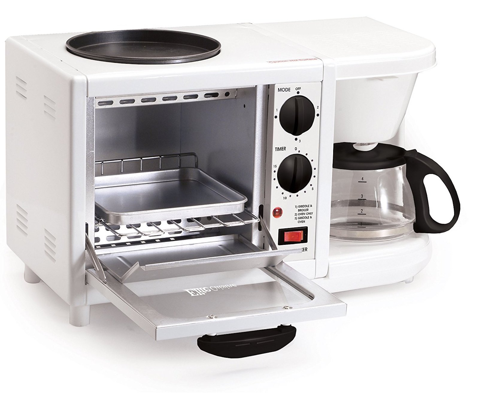 3-in-1 Multifunction Breakfast Center