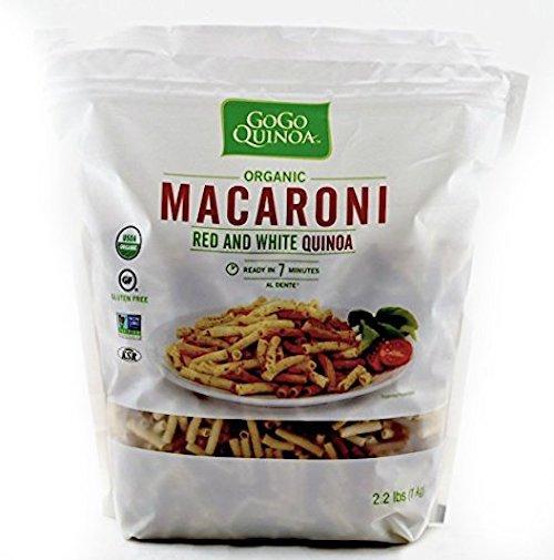 organic macaroni pasta
