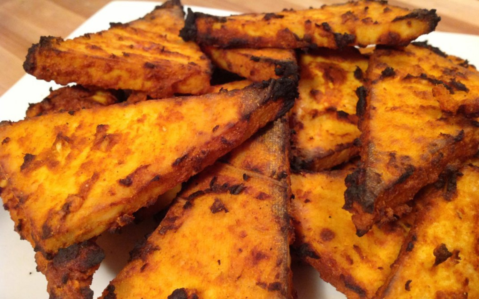 Vegan Tandoori Tofu