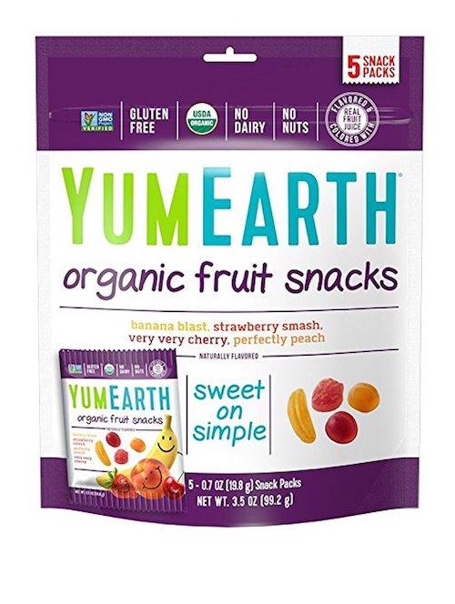 yum earth organics