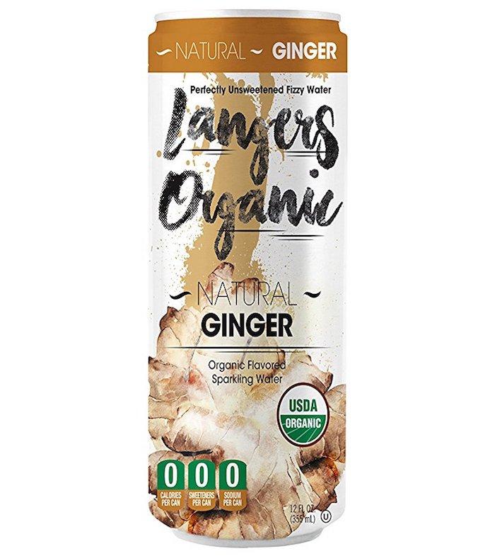 langers organic vegan