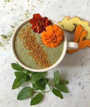 vegan body mind and soul smoothie