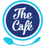 The Cafe logo, One Handed Baker