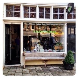 Trakteren Amsterdam koffie