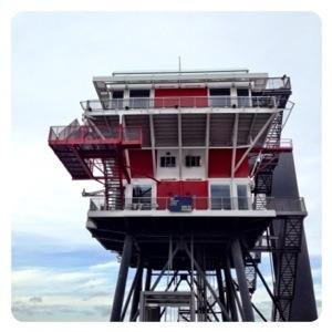 Hotspot Amsterdam: REM-island