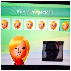 Wii U avatar