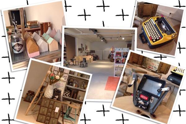 Villa Arena Popup Store collage 3