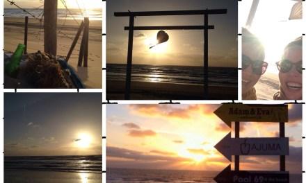 Hotspot: Ajuma Beach (maar niet doorvertellen hoor!)