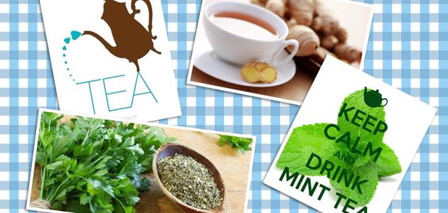 gezonde thee recepten