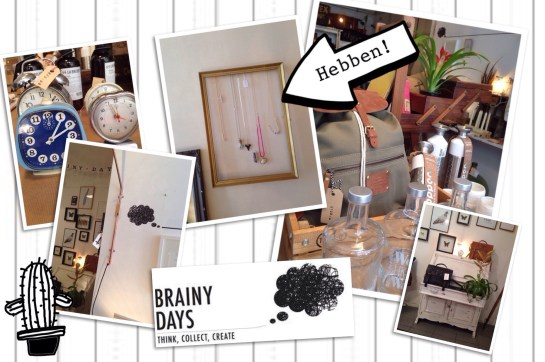 concept store brainy days
