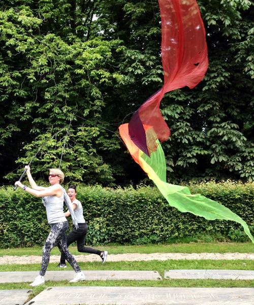 EkoTown vliegeren