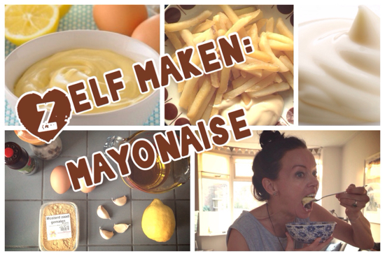 Recept: zelf mayonaise maken