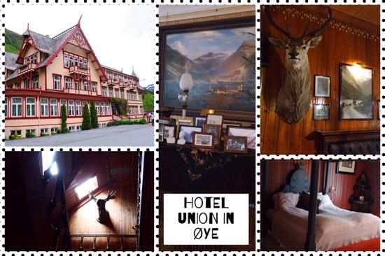 Hotel Union in Oye