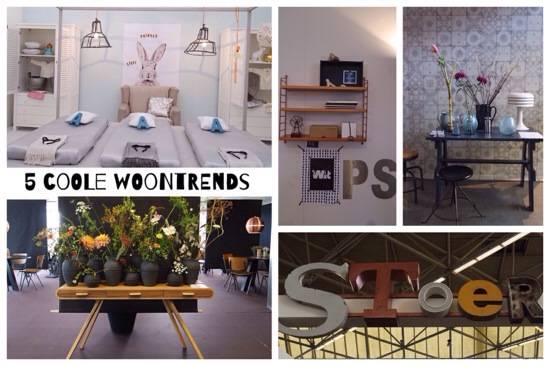 fotoreport: 5 coole woontrends