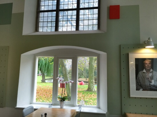 Thuys museumcafé