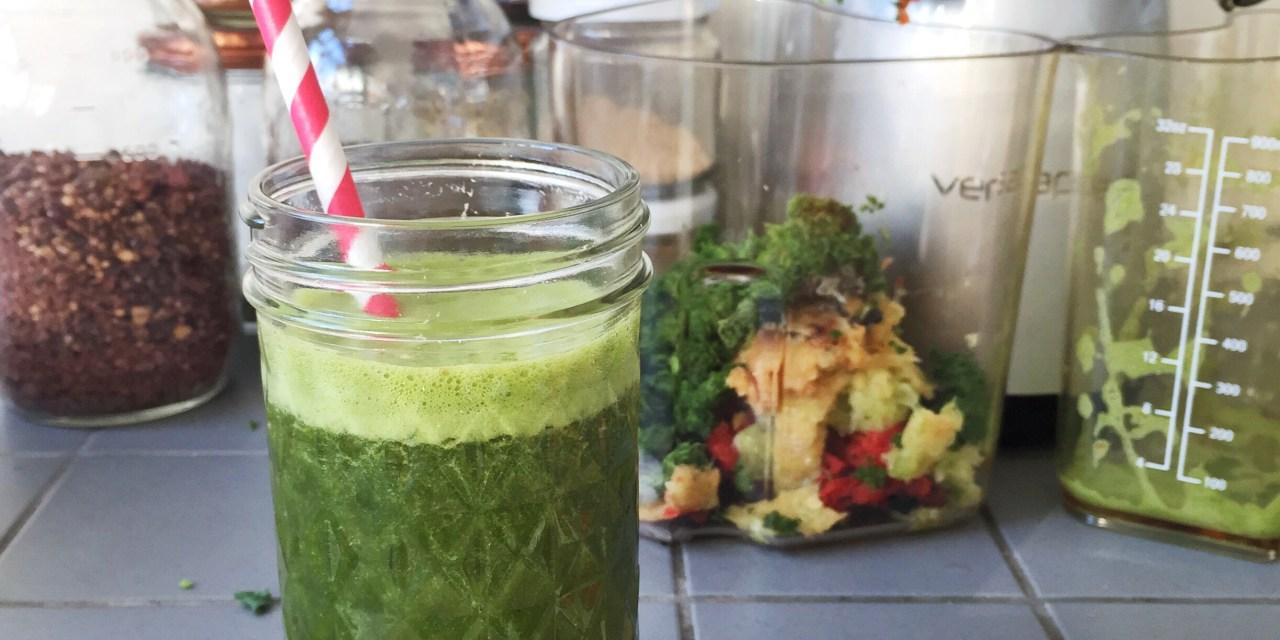 Groener dan groen juices