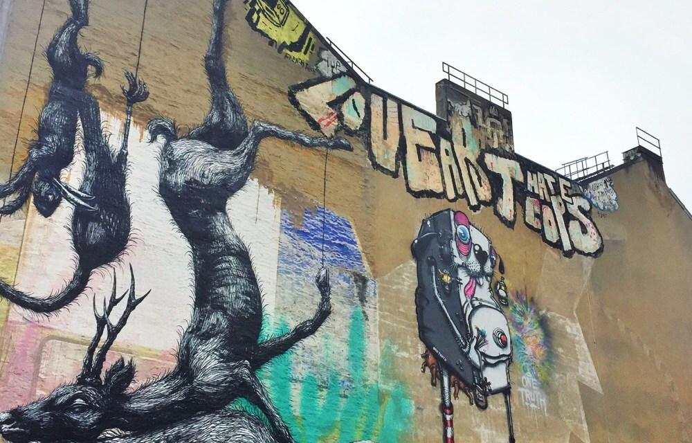 13 x TOP streetart creaties in Berlijn (+ het verhaal erachter)
