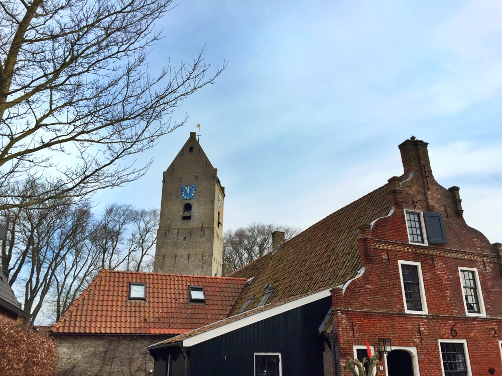 kerktoren van Nes