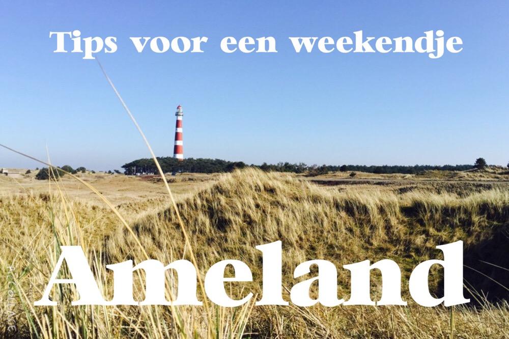 weekend op ameland