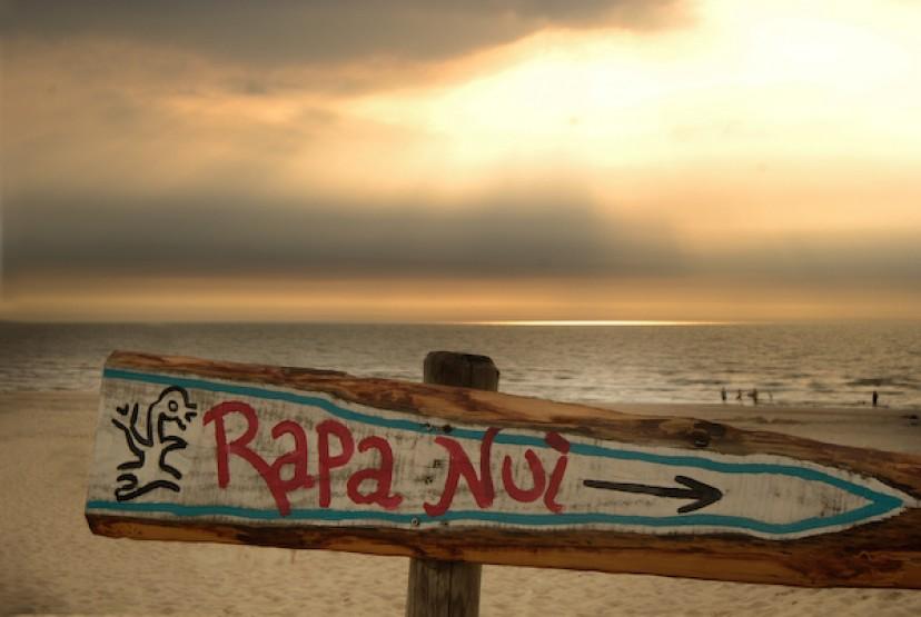 Hotspot Bloemendaal/Zandvoort: Rapa Nui