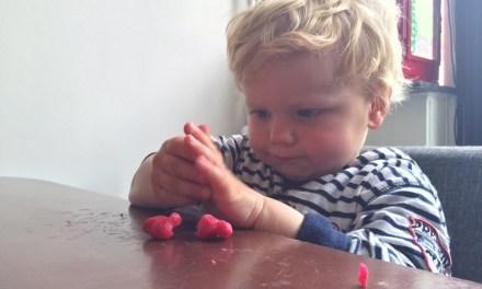 DIY: kleien met Babybel