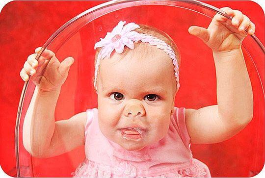 Hot or not: hoofdbandjes bij baby's?