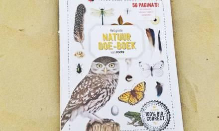 Roots natuur doe-boek voor de nieuwsgierige kids