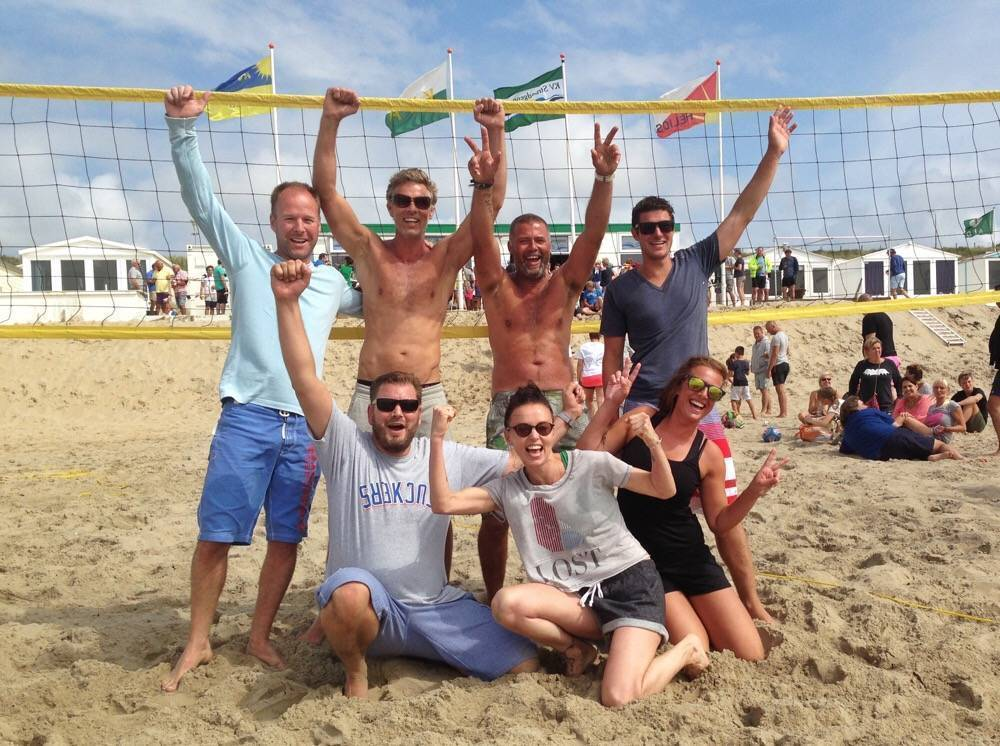 volleybaltoernooi KVS - winnaars 2014