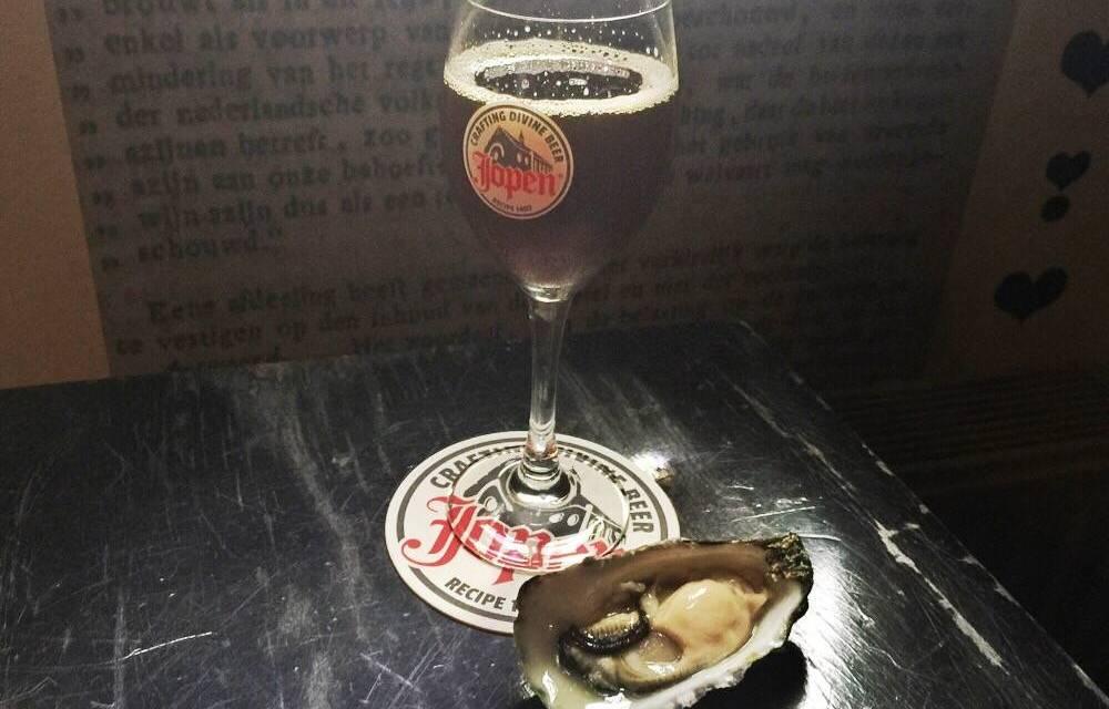 Bier & oester masterclass bij Haarlemse hotspot Jopenkerk