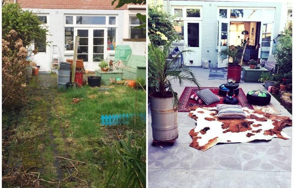 VLOG: Tuin metamorfose (+ winactie vtwonen buitentegels)