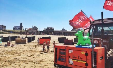 Hotspot aan zee: Ubuntu in Zandvoort