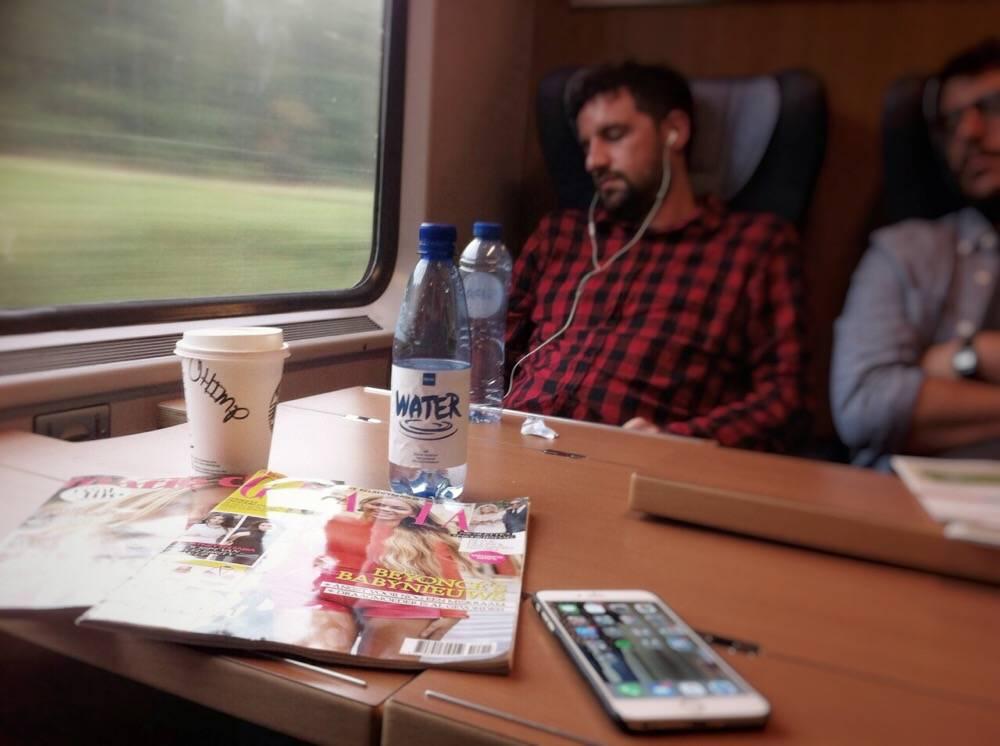 tips trein Berlijn
