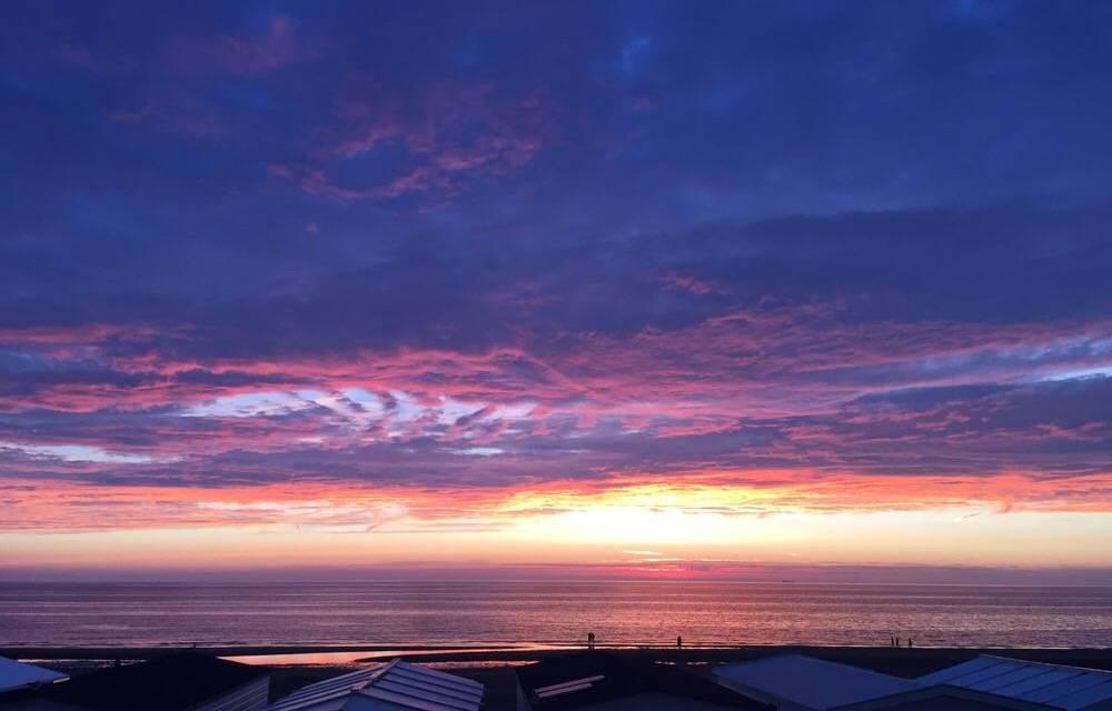 5 x de mooiste zonsondergang bij Bloemendaal aan Zee