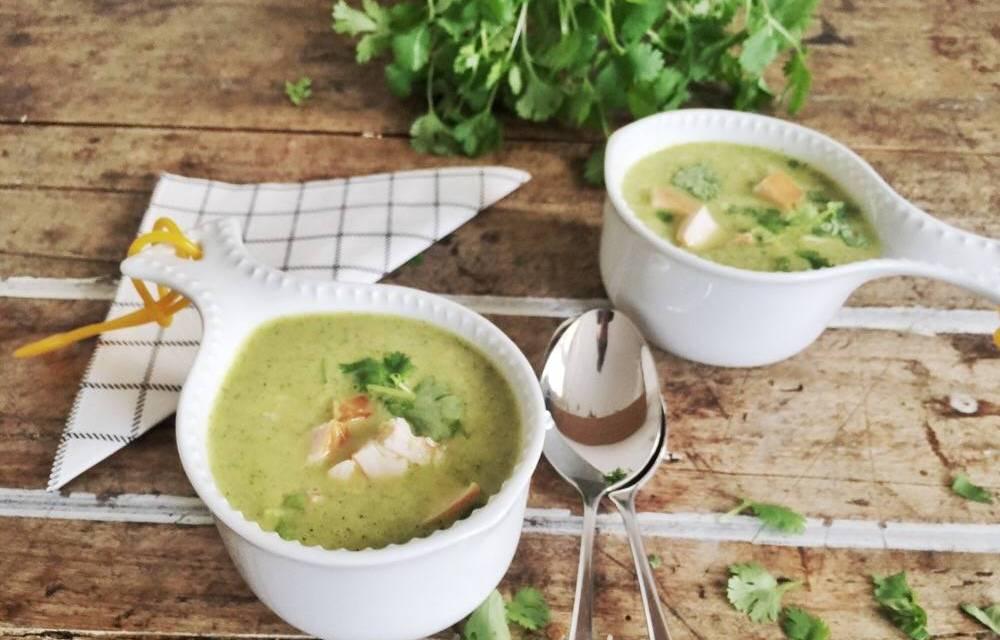 Recept: heerlijke (simpele) courgettesoep