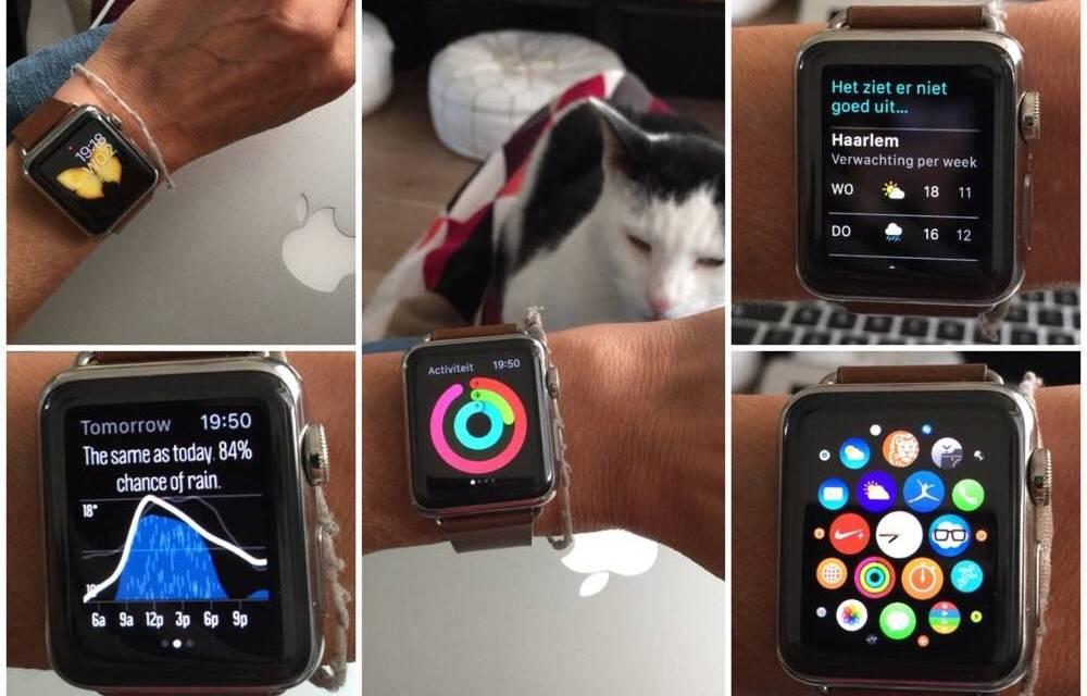 Apple watch blog: waarom ik zo blij met 'm ben