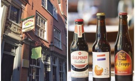 Hotspot Amsterdam: Restaurant Dwars