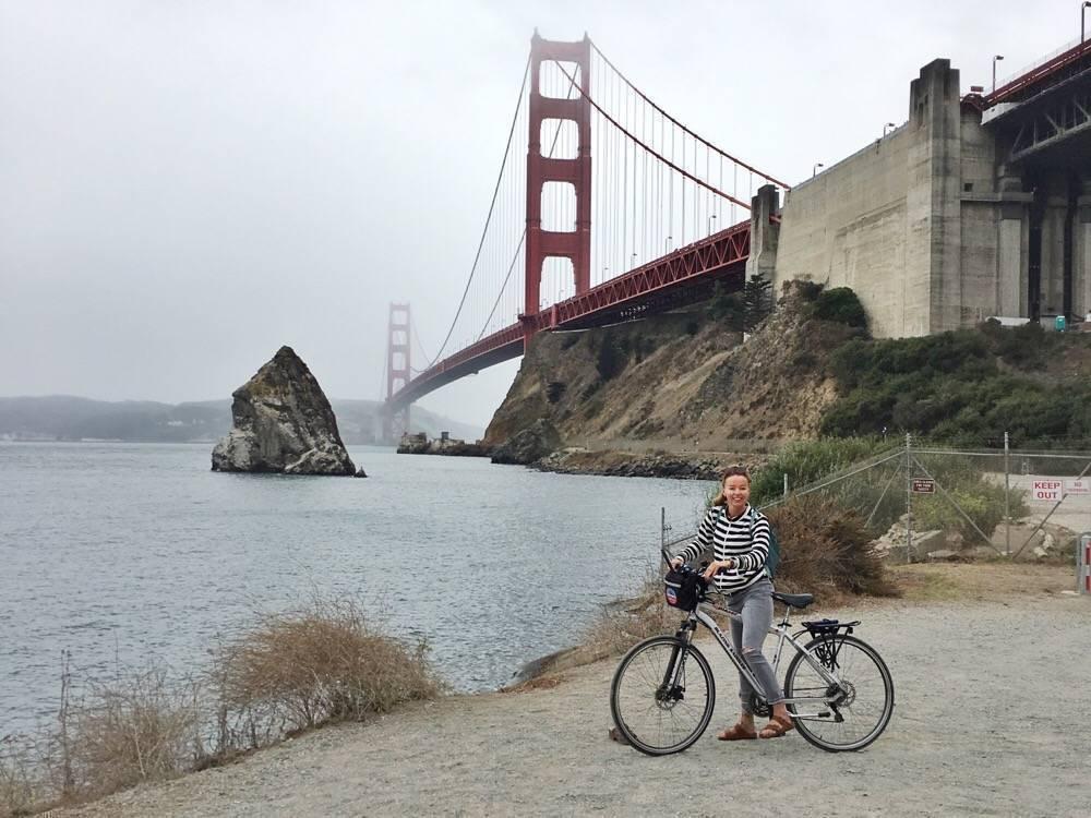 how to bike the golden gate bridge - OHIMP
