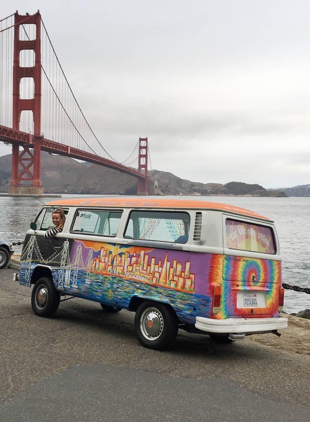 San Francisco Love Tours - OHIMP
