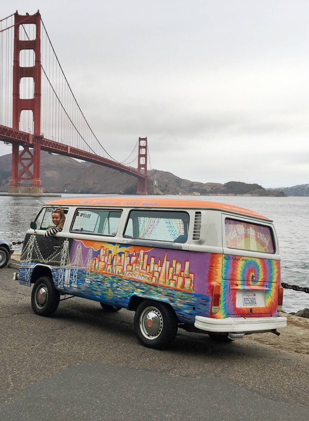 San Francisco Love Tours - OHIMP