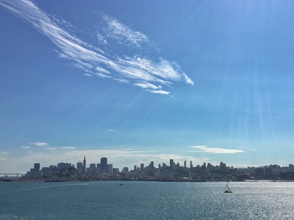 best view on San Francisco